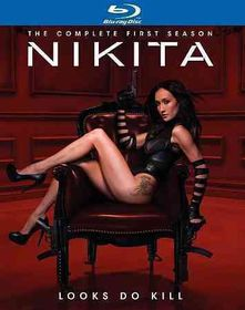 Nikita:Complete First Season - (Region A Import Blu-ray Disc)