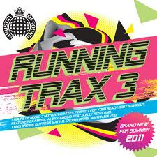 Ministry Of Sound - Running Trax 3 (CD)