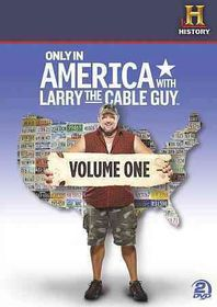 Only in America with Larry the Cable - (Region 1 Import DVD)