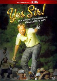 Yes Sir Jack Nicklaus and the Histori - (Region 1 Import DVD)