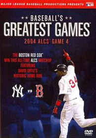 Baseball?S Greatest Games:2004 Alcs G - (Region 1 Import DVD)