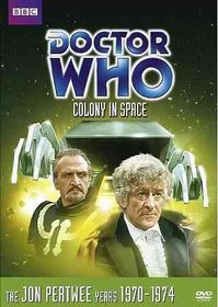 Doctor Who:Ep 58 Colony in Space - (Region 1 Import DVD)