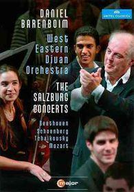 Salzburg Concerts - (Region 1 Import DVD)