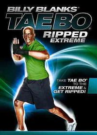 Billy Blanks:Tae Bo Ripped Extreme - (Region 1 Import DVD)
