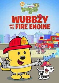 Wow Wow Wubbzy:Wubbzy & the Fire Engi - (Region 1 Import DVD)