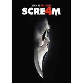 Scream 4 - (Region 1 Import DVD)