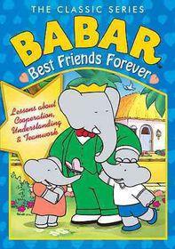 Babar:Best Friends Forever - (Region 1 Import DVD)
