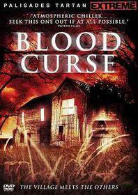 Blood Curse - (Region 1 Import DVD)