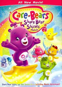 Care Bears:Share Bear Shines Movie - (Region 1 Import DVD)