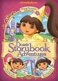 Dora the Explorer:Dora's Storybook Ad - (Region 1 Import DVD)
