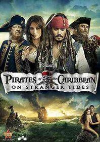 Pirates of the Caribbean:on Stranger - (Region 1 Import DVD)