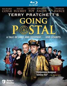 Going Postal - (Region A Import Blu-ray Disc)
