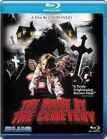 House by the Cemetery - (Region A Import Blu-ray Disc)