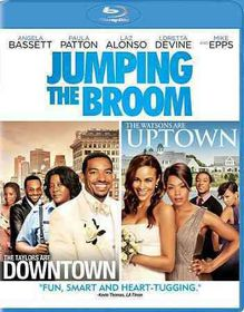 Jumping the Broom - (Region A Import Blu-ray Disc)