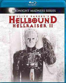 Hellbound:Hellraiser II - (Region A Import Blu-ray Disc)