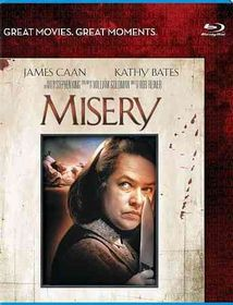 Misery - (Region A Import Blu-ray Disc)
