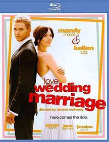 Love Wedding Marriage - (Region A Import Blu-ray Disc)