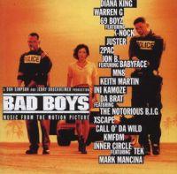 Original Soundtrack - Bad Boys (CD)