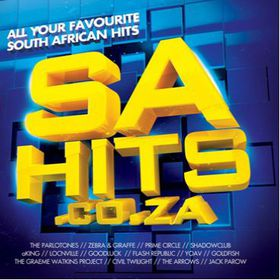 S.A. Hits.Co.Za - Various Artists(CD)