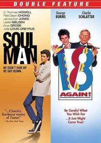 Soul Man/18 Again - (Region 1 Import DVD)