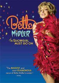 Bette Midler:Showgirl Must Go on - (Region 1 Import DVD)