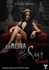 La Reina Del Sur Vol 2 - (Region 1 Import DVD)