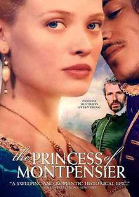 Princess of Montpensier - (Region 1 Import DVD)