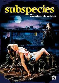 Subspecies:Complete Chronicles - (Region 1 Import DVD)