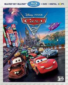 Cars 2 3d - (Region A Import Blu-ray Disc)