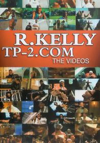 R Kelly - TP-2.com - The Videos (DVD)