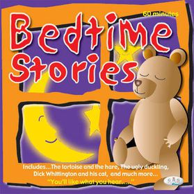 Bedtime Stories; Favourite Fairy Stories - Various Artists (CD)
