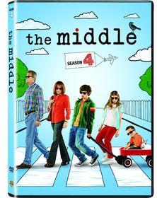 The Middle Season 4 (DVD)