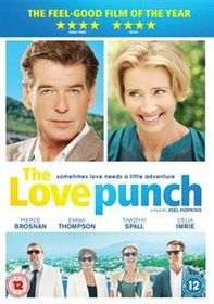 The Love Punch (Import DVD)