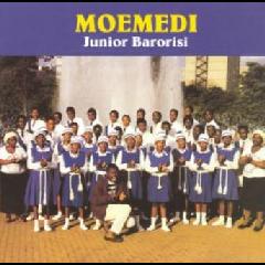 Junior Barorisi - Moemedi (CD)