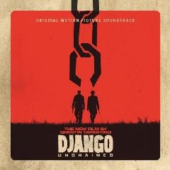 Django Unchained Original Mottion Picture Soundtrack - Django Unchained Original Mottion Picture Soundtrack(CD)