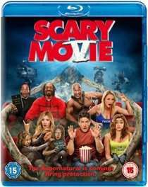 Scary Movie 5 Blu Ray (Blu-ray)