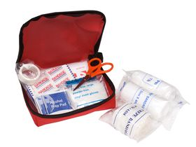 Marco First Aid Kit - Small - Red