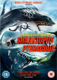 Jurassic Wars - Sharktopus Vs. Pteracuda (DVD)