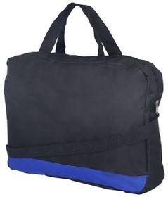 Marco Document Bag - Royal Blue