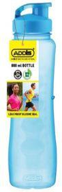 Addis - 800ml Sports Bottle Pop Up Cap - Blue