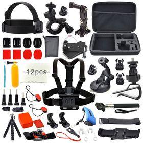 Action Camera Accessory Value Bundle