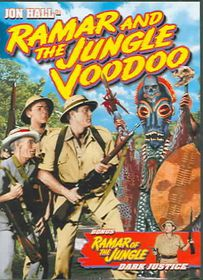 Ramar and the Jungle Voodoo - (Region 1 Import DVD)