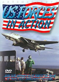 Us Forces in Action - (Region 1 Import DVD)