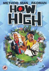 How High - (Import DVD)