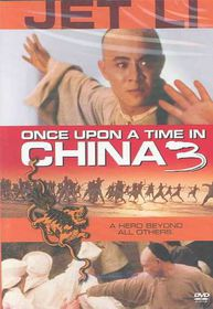 Once Upon a Time in China 3 - (Region 1 Import DVD)