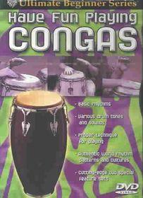 Having Fun Playing Congas - (Region 1 Import DVD)