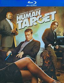 Human Target:Complete First Season - (Region A Import Blu-ray Disc)