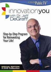 Innovation You with Dr. Jeff Degraff - (Region 1 Import DVD)
